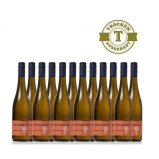 Weißwein Rheinhessen Grauburgunder Weingut Dackermann Gutswein trocken (12 x 0, 75 l)