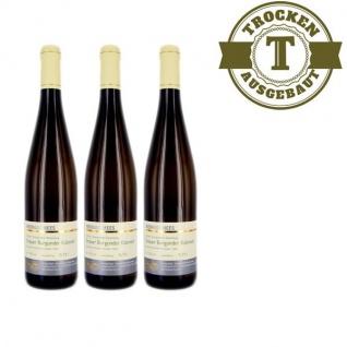 Weißwein Nahe Grauer Burgunder Weingut Roland Mees Nahe Kreuznacher Rosenberg Kabinett trocken (9 x 0, 75l)