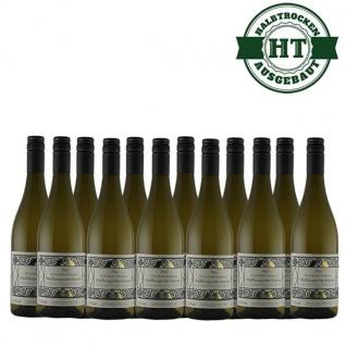 Weißwein Pfalz Weißburgunder Weingut Krieger Rhodter Rosengarten Kabinett halbtrocken (12 x 0, 75 L )