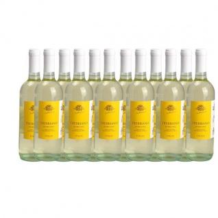 Weißwein Italien Trebbiano Rubicone trocken (18x0, 75l)