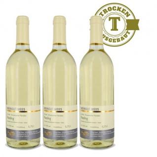 Weißwein Nahe Riesling Weingut Roland Mees Kreuznacher Paradies trocken (3x0, 75l)
