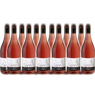 Schaumwein Rosé Secco Valmarone (12x0, 75l)