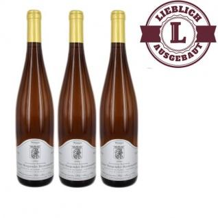 Weißwein Nahe Grauer Burgunder Weingut Roland Mees Nahe Kreuznacher Rosenberg Beerenauslese lieblich (3 x 0, 75l)