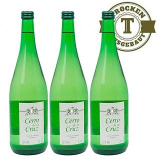 Weißwein Spanien Cerro de la Cruz trocken (3x1, 0L)|