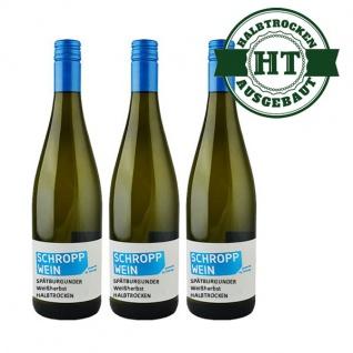 Rosé Württemberg Weißherbst Spätburgunder Weingut Martin Schropp (3 x 1, 0l)