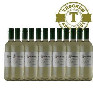 Weißwein Frankreich Vin de France trocken (12 x 0, 75l)