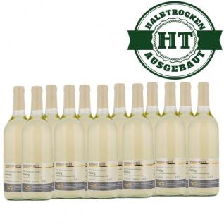 Weißwein Nahe Riesling Weingut Roland Mees Kreuznacher Paradies halbtrocken (12x0, 75l)