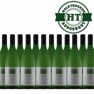 Weißwein Pfalz Riesling Weingut Krieger Rhodter Ordensgut trocken (12x 1, 0 l)