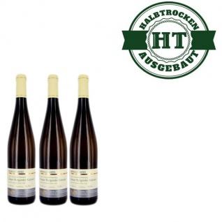 Weißwein Nahe Grauer Burgunder Weingut Roland Mees Kreuznacher Rosenberg Kabinett halbtrocken (3 x 0, 75l)