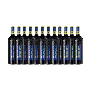 Rotwein Frankreich Merlot Grand Sud (12x1, 0l)