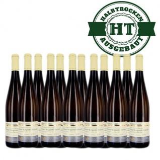 Weißwein Nahe Grauer Burgunder Weingut Roland Mees Nahe Kreuznacher Rosenberg Kabinett trocken (12 x 0, 75l)