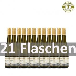 Weißwein Nahe Weingut Roland Mees Kreuznacher Paradies feinherb (21 x 0, 75l)