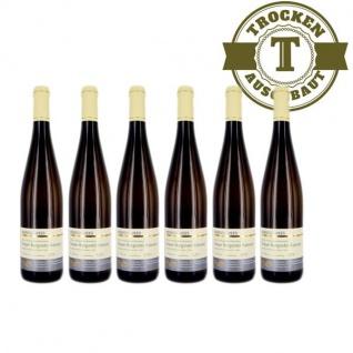 Weißwein Nahe Grauer Burgunder Weingut Roland Mees Nahe Kreuznacher Rosenberg Kabinett trocken (6 x 0, 75l)