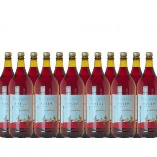 Rotwein Italien Cuvée Barone Gabrieli halbtrocken (12 x 2, 0l)