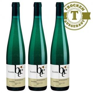 "Weißwein Weingut Römerkelter "" Bee"" Kräuterwingert Riesling trocken (3 x 0, 75 L)"
