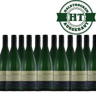 Weißwein Mosel Riesling Weingut Römerkelter Qualitätswein Hausmarke feinherb (12 x 1, 0l)