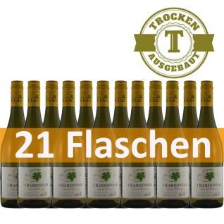 Weißwein Frankreich Chardonnay Du Lac Vin de France (21x0, 75l)