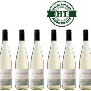 Weißwein Mosel Weingut Timo Dienhart Cabernet Blanc Qualitätswein halbtrocken ( 6 x 0, 75 l )