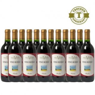Rotwein Italien Cuvée Valmarone trocken (12 x 0, 75l)