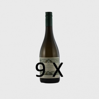 Weißwein Weingut Krieger Pfalz Riesling Rhodter Schloßberg 2016 Kabinett feinherb (9 x 0, 75l)