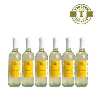 Weißwein Italien Trebbiano Rubicone trocken (6x0, 75l)