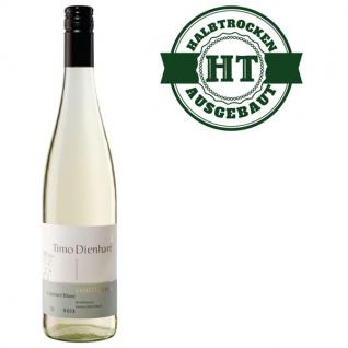 Weißwein Mosel Weingut Timo Dienhart Cabernet Blanc Qualitätswein halbtrocken ( 1 x 0, 75 l )