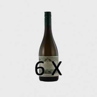 Weißwein Weingut Krieger Pfalz Riesling Rhodter Schloßberg 2016 Kabinett feinherb (6 x 0, 75l)