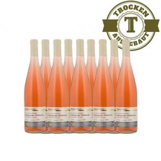 Rosé Nahe Spätburgunder Weingut Roland Mees Kreuznacher Rosenberg trocken (9 x 0, 75l)