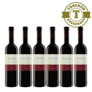 Rotwein Mosel Regent Weingut Römerkelter Qualitätswein trocken (6 x 0, 75l)