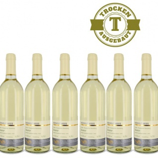 Weißwein Nahe Silvaner Weingut Roland Mees Kreuznacher Rosenberg Qualitätswein trocken (3 x 0, 75l)