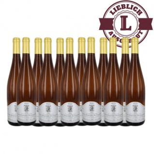 Weißwein Nahe Grauer Burgunder Weingut Roland Mees Nahe Kreuznacher Rosenberg Beerenauslese lieblich (12 x 0, 75l)