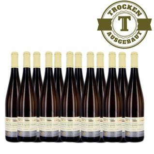 Weißwein Nahe Grauer Burgunder Weingut Roland Mees Kreuznacher Rosenberg Kabinett halbtrocken (12 x 0, 75l)