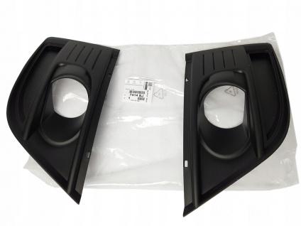 Original Rahmen Nebelscheinwerfer Nebelscheinwerferrahmen rechts Citroen Grand-C4-Picasso I 7414SJ