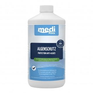 mediPOOL Algenschutz , Grundpreis: 7.90 € pro 1 l