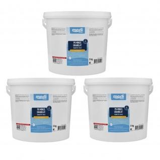 pH Senker, pH-Minus Granulat, 15 KG von mediPOOL , Grundpreis: 2.66 € pro 1 kg
