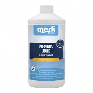 mediPOOL pH-Minus flüssig 1 L