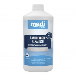 mediPOOL Randreiniger alkalisch 1 L