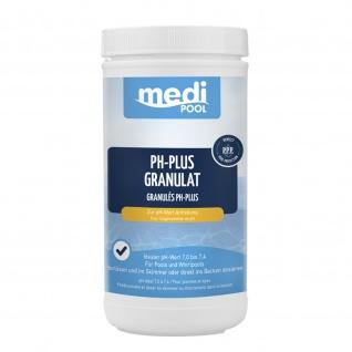 mediPOOL pH-Plus Granulat 1 kg - Vorschau