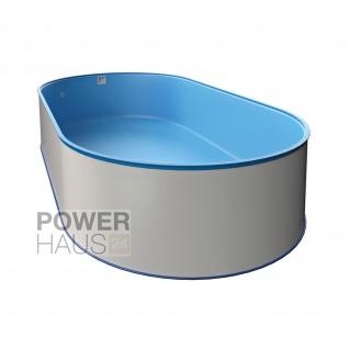 Waterman Ovalpool premium 8, 00 x 4, 00 x 1, 20 m - Vorschau 1