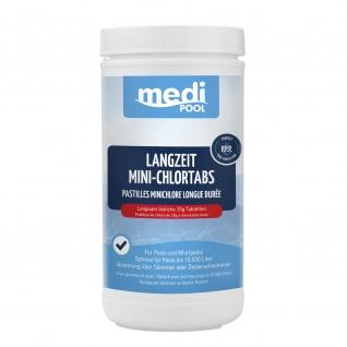 mediPOOL Langzeit MiniChlorTabs je 20 g
