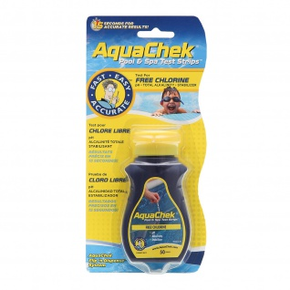 AquaChek 4 in 1 Teststreifen, 50 Stück