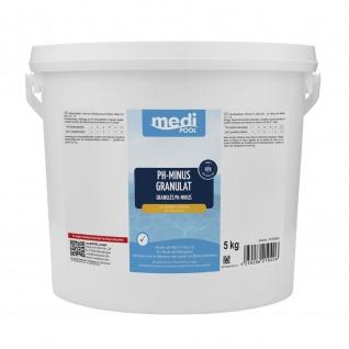 pH Senker, pH-Minus Granulat 5 kg mediPOOL , Grundpreis: 3.98 € pro 1 kg