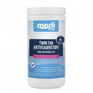 mediPOOL Twin Tab Aktivsauerstoff je 200 g