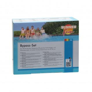 Summerfun Bypass-Set für Solaranlagen
