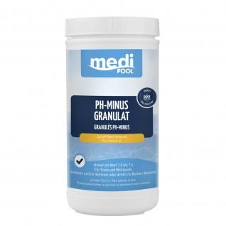 mediPOOL pH-Minus Granulat , Grundpreis: 4.60 € pro 1 kg