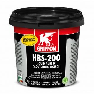Griffon HBS-200 Liquid Rubber 1 L