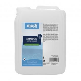 mediPOOL Algenschutz 5 L , Grundpreis: 4.18 € pro 1 l
