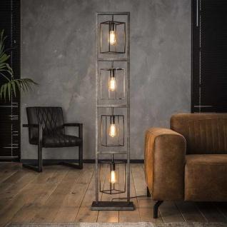 Hardin Tower-Stehlampe Industrial