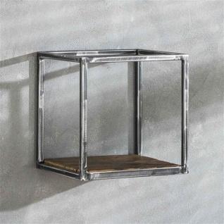 Grace Wandregal Vintage 1 Fach Quadrat