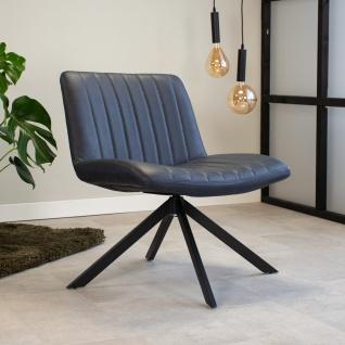 Leon Sessel Industrial Blau